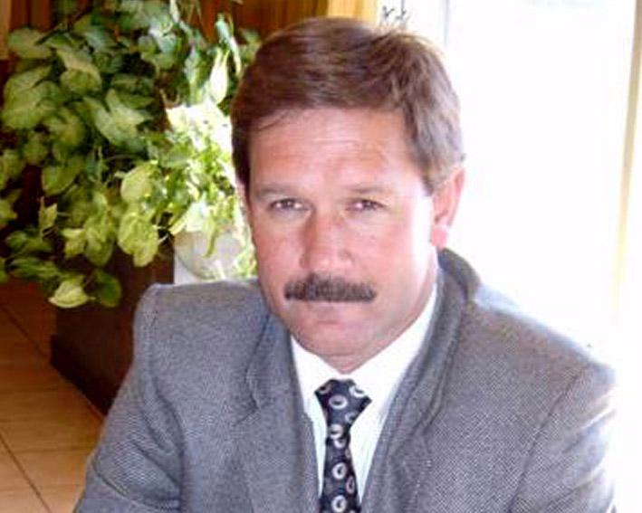 Johan Ueckermann - Hoërskoolhoof asook Uitvoerende hoof (2003-2007)