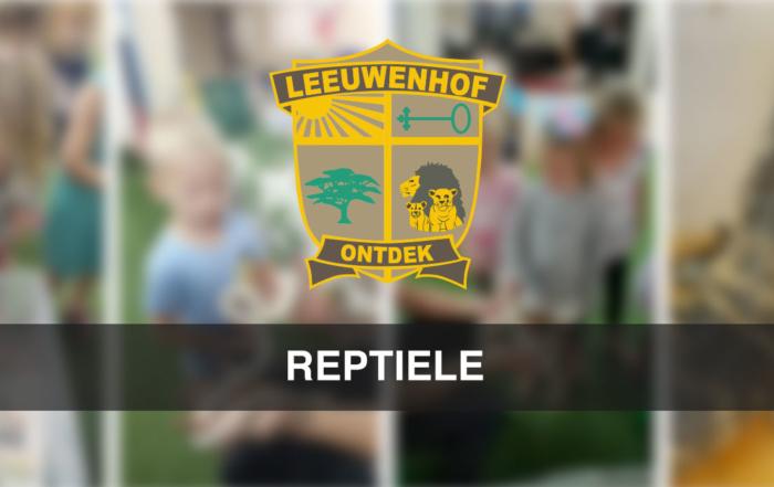 Reptiele